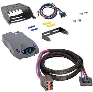 Tekonsha P2 Trailer Brake Control for 99-04 Ford F-250 F-350 F-450 F-550 Wiring