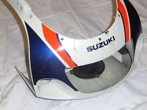 Suzuki GSXR750 GSXR 750 1996 GR7DB SRAD Kanzel Verkleidung Frontverkleidung
