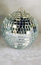 NEW DISCO MIRROR BALL 8 IN party supplies light balls dance spin ceiling light