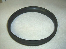 Porsche Boxster 986 model rear trunk rubber seal around oil and water caps.used.