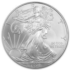 2009 1 oz Silver American Eagle Coin