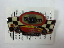Arie Luyendyk Glidden Team Menard Indianapolis 500 Collector Lapel Pin