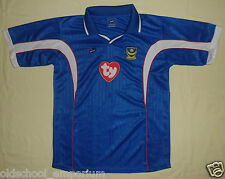 PORTSMOUTH FC / 2002-2003 Home - JUNIOR Shirt / Jersey. Size: YLB, 14-16 yrs