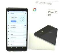 Google Pixel 2 XL, Modell: G011C, schwarz, Smartphone, 128GB- Teildefekt