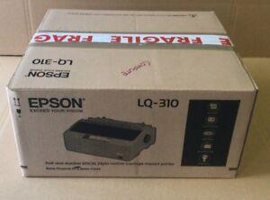 C11CC25301 - Epson LQ-310 24 Pin Narrow Carriage Dot Matrix Printer