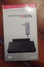OFFICIAL Nintendo 3DS CTR-001 CTR-007 Charging Cradle Dock & PLUG