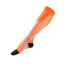 Women Men Leg Support Stretch Magic Compression Socks Performance Running Sports