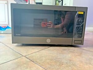 Brand New GE Profile 2.2 cu. ft. Countertop Microwave in Slate, PES7227ELES