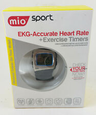 MIO Sport M9W-32PC2L3 Unisex Heart Rate Watch - NICE! FREE SHIPPING