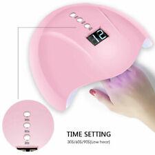 Nail Dryer LED Lamp UV Light for Nails Polish Gel Machine Electric Manicure 36W
