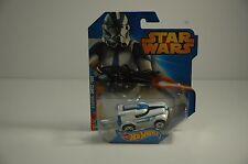 Star Wars Hot Wheels 501st CLONE TROOPER Blue Box MOC