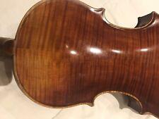Old violin vieux violon violon PAPIER/Label Marius Capicchioni 1932