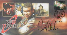 CRAIG CHARLES Signed Ltd Edition FDC LISTER In RED DWARF  COA