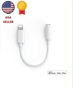 OEM for apple Lightning to Headphone Jack cable 3.5mm Adapter