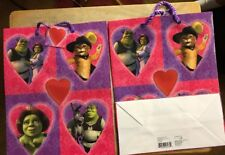 "*Shrek Gift Bags 12 1/2""x W10""*"