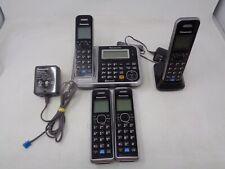 Panasonic KX-TG7871 Cordless Phone Base w/ 4 Handsets - Bluetooth