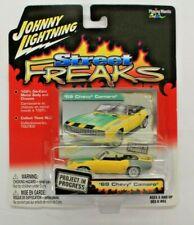 Johnny Lightning Street Freaks '69 Chevy Camaro Project in Progress Die-Cast Car