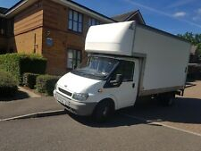 Ford Transit LPG Luton van WITH Tail lift Cheap to run free low emission zone