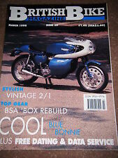 Paper BSA Motorcycle Magazines