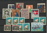 Mixed Early Christmas Stamps  ref 21850