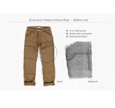 Good Acre by Taylor Stitch Pants Size 33 Duck Canvas Double Knee Chore Pants
