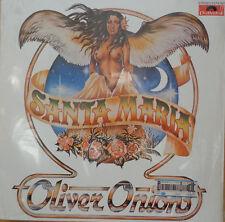 LP Oliver Onions Santa Maria,OIS,Mint- Top,gewaschen,cleaned,Polydor 2374167