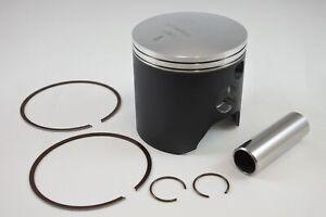Honda CR250 1973 1974 Piston Kit 71.5mm 1.5mm Over