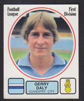 Panini - Football 82 - # 72 Gerry Daly - Coventry