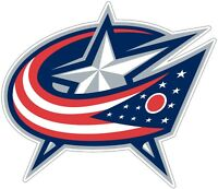 "Columbus Blue Jackets NHL Color Die Cut Vinyl Decal Sticker Choose Size 2""-28"""