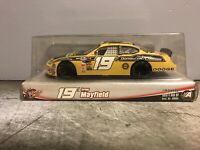 1:24 Winners Circle Jeremy Mayfield # 19 Dodge Charger Yellow Brand New Sealed