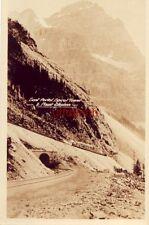 EAST PORTAL, SPIRAL TUNNEL & MOUNT STEPHEN, BRITISH COLUMBIA CANADA