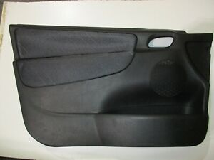 Genuine 2008 PEUGEOT 207 2007-2009 4D PETROL AUTO, LEFT FRONT DOOR TRIM