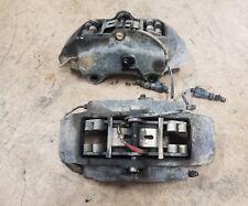 04 Vw Touareg V8 Front Brembo 17zl 17zr 6 Piston Brake Calliper