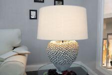 Table Desk Lamp 55cm Classic Artistically Ceramic Lamp White