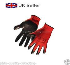 Metal Detecting Gloves, 1 x Pair Of Nitrile Coated Palm Gloves, Size 9 Large.NEW