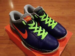 DS 2009 Nike Hyperdunk Flywire Low Nerf Custom Shoes Extremely Rare KD 4 Lebron