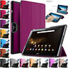 """Case for Acer Iconia One 10 B3-A40 10.1"""" Hard Shell Leather Magnetic Smart Cover"""