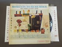 SEALED THE NORMAN LUBOFF CHOIR MOMENTS TO REMEMBER LP CL 1423
