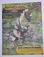 Heroscape Game Boardgame Instruction Manual Book Master Set 2 Swarm Of The Marro