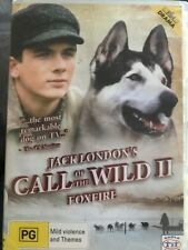 Call Of The Wild 02 - Foxfire (DVD, 2009) Buck is Back! Free Post!