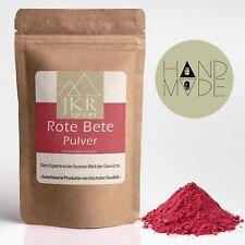 1kg Rote Bete Pulver, fein gemahlene Beete Rübe - natürliche Lebensmittelfarbe