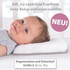 Theraline Babykopfkissen Gr. 2 Babykissen Lagerungskissen Baby Kopfkissen NEU