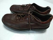 MBT Ajabu Brown Oxfords Dynamic Casual Shoes 400259-04 Mens Size 9 - 9.5 EUC