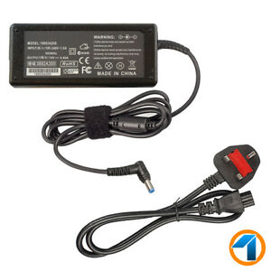 For Acer Aspire Chromebook Q1VZC Compatible Laptop Adapter Charger + Power Cable