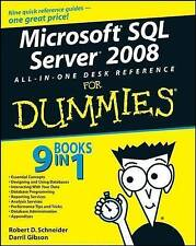 Microsoft SQL Server 2008 All–in–One Desk Reference For Dummies, Rob