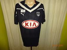 "Girondins de Bordeaux Original Puma Heim Trikot 2010/11 ""KIA"" Gr.L Neu"