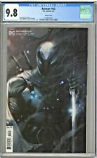 Batman #102 CGC 9.8 Variant Cover Edition Francesco Mattina Ghost-Maker 2021