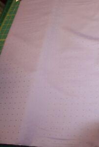 "2.5 Yards Dobby Satin Fabric 45""W- Soft Violet-AMAZING DRAPE"