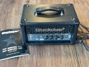 blackstar HT Metal1 Röhrenverstärker Topzustand