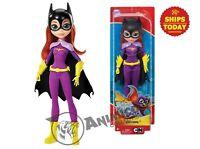 "DC Super Hero Girls Cartoon Network BATGIRL 10"" Action Figure Doll NEW NIB 2019"